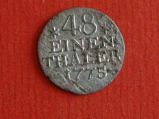 German States, Prussia - Lot of 3 Coins - Silver.