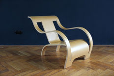 Gerald Summers – plywood lounge chair (official re-edition limited to 200 copies).