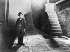Interpress - Charlie Chaplin, 1931