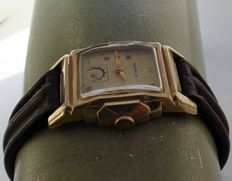 "Benrus ""stepped case"" men's watch – 1940s"