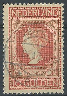 The Netherlands, 1913 – Independence – NVPH 101
