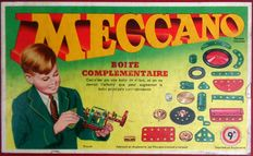 Meccano, England - Outfit 9A, 1950s