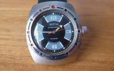 Vostok Amfibia Antimagnetic - Soviet military diving watch - 1980s