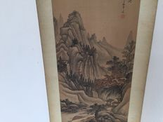 Decorative painting of Landscape scenery-China -first half 20 century