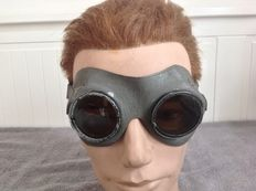 Protection glasses of the elite troops WW2