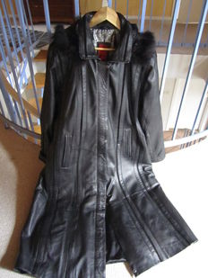Goldstein , Sweden, soft calfskin coat