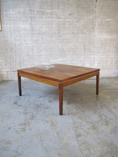 Marten Franckena for Fristho - Rio rosewood 'XKT' coffee table