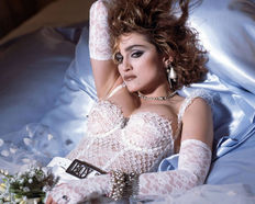 Big Madonna collection: 7 albums, 11 singles + DVD In Bed With Madonna