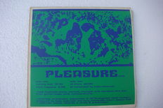 LP Pleasure - Vinyl  Album, Limited Edition  250 copies