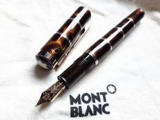 "Montblanc ""Miguel de Cervantes"" Writers Edition fountain pen - 18k gold nib"