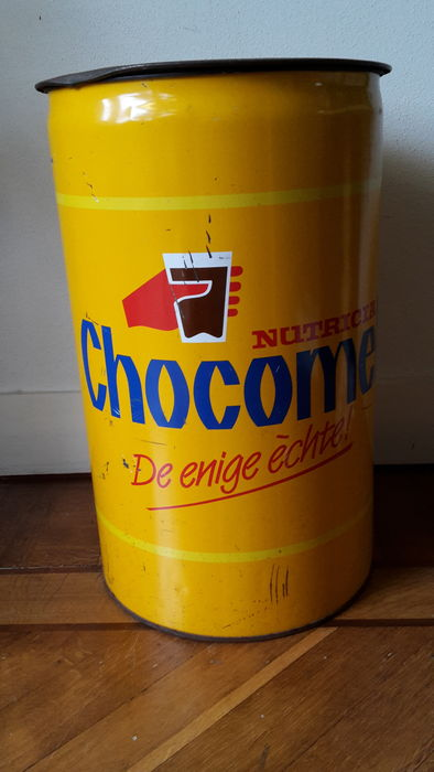 Can of Nutricia Chocomel - first half 20th century - Catawiki