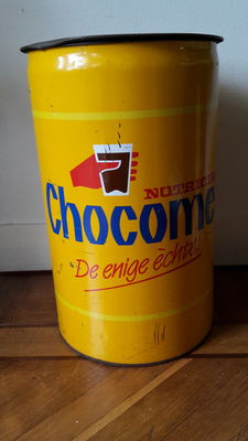 Can of Nutricia Chocomel - first half 20th century