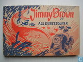 Strips - Jimmy Brown - Jimmy Brown als diepzeeduiker