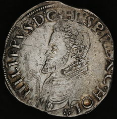 Holland - 1/5 Philips Thaler without year (1562-1564)