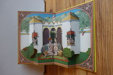 Pop-up; Lot with 11 pop-up books - c. 1950 / 2000