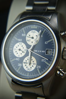 Comme ca du mode Chronograph Date men's watch
