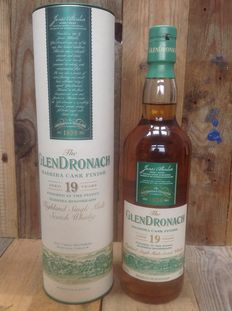 Glendronach 19 years old