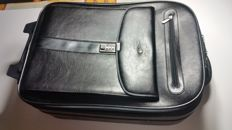 Montblanc trolley leather