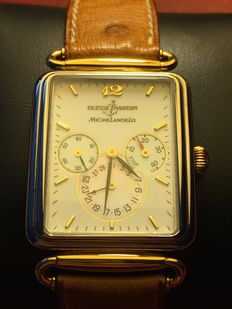 Ulysse Nardin Michelangelo power reserve 100% origineel