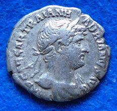 Roman Empire – Denarius of Hadrian (117-138 A.D.), struck in Rome
