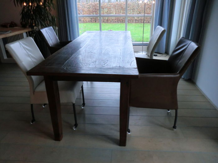 French Farmer S Dining Table With Space For 8 10 People Catawiki