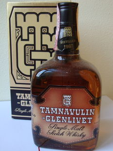 Tamnavulin-Glenlivet 1967 - Distillery Bottling - very rare