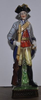 Military from the Napoleon period 20th century, Naples, 124
