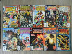 Generation X - 37 nummers + 1 annual + 2 specials + New X-Men / Academy X - 20 nummers - 60x sc - (1995 / 2006)