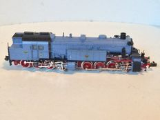 Arnold N - 2282 - Steam Locomotive Gt 2x4/4 'Mallet' of the K.Bay.Sts.B., blue