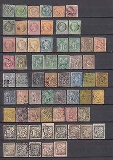 French Colonies, General Release, 1859 / 1944.