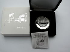 Fiji – 1 Dollar 2012 'Treasures of Mother Nature'  – Silver