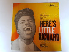 3 Very Rare Rock & Roll items and 1 unique release of Little Richardfrom 1957.