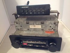 Blaupunkt - Bamberg electronic classic car radio - 1975 - for Porsche/Ferrari/and others