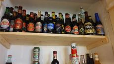 Collection of over 100 beers