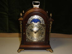 Westminster table clock John Thomas London - 1960 period