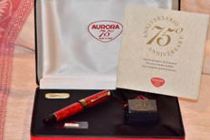 Fountain pen Aurora 75 ^ anniversary