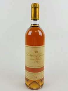 1998 Chateau D'Yquem, 1 bottle.