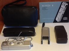MINOX B CAMERA SET in Good and healthy condition.