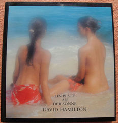 photography, David Hamilton - a place in the sun - 1996