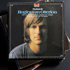 Rogier van Otterloo Dutch Composer, lot of 20 albums