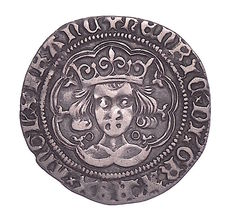 United Kingdom - Groat Henry VI (1421-1471) - silver