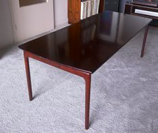 Ole Wanscher by P. Jeppesen - Mahogany coffee table