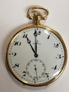 Omega – Pocket watch – Circa 1900
