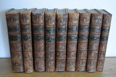Marie-Jeanne Riccoboni - Oeuvres - 9 volumes - 1781/1783
