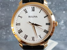 Bulova - Men's wristwatch - 2017, unworn
