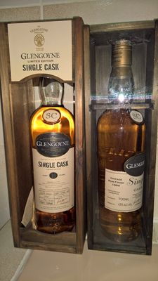 2 bottles - Glengoyne 19 and 12 years old