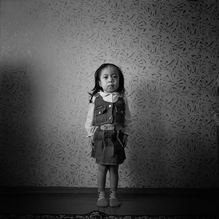Robert Knoth ( 1964-) - Semipalatinsk, Kazachstan 1999, Victim of the 415 nuclear tests