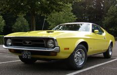 Ford - USA Mustang Sportsroof 302 - 1971