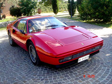 Ferrari - 208 GTS Intercooler - 1987
