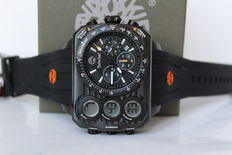 Timberland TBL. 13673JSB/02S men's watch with documentation